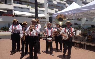 Més imatges de Moby Dixie al Festival de Jazz Galet Club de Sant Pol de Mar