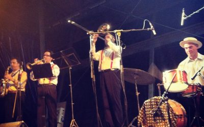 Moments al VIII Cicle de Jazz a Bolvir