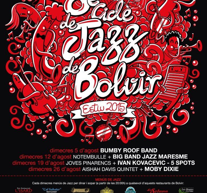 Moby Dixie al VIII Cicle de Jazz a Bolvir