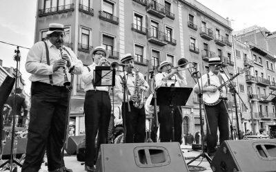 Moby Dixie al 25è Festival Internacional Dixieland Tarragona