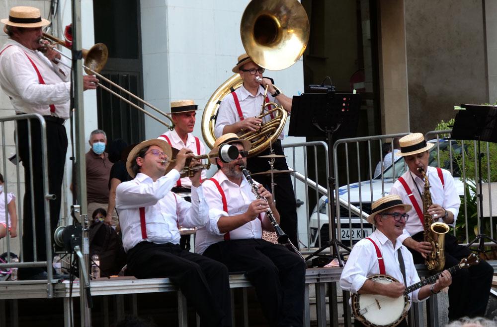 Moby Dixie - Jazz Dixieland Barcelona